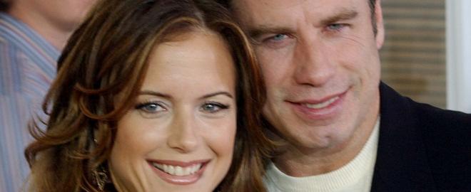 John travolta y kelly preston, padres por tercera vez