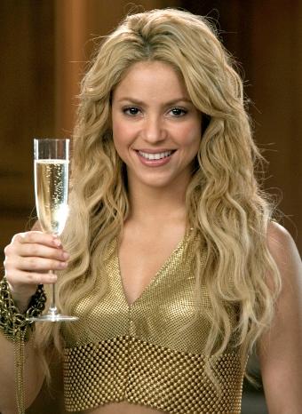 Shakira brindará con nosotros estas navidade