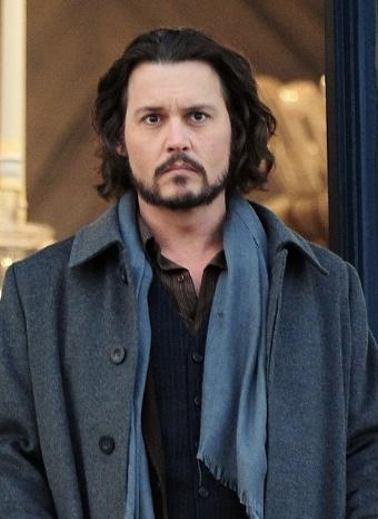 Nueva colaboración de Johnny Depp y el director de
