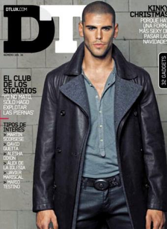 Victor Valdés portada de la revista DT