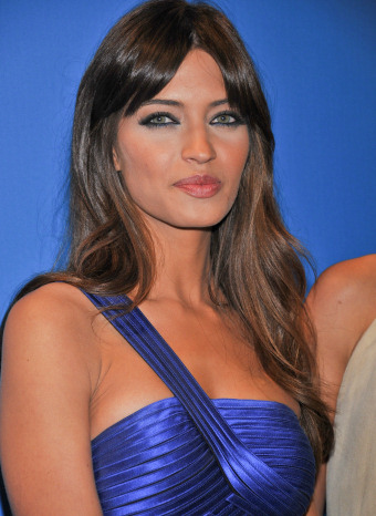 Sara Carbonero con flequillo