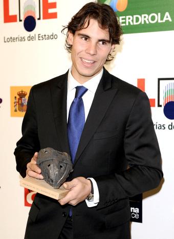 Rafa Nadal, As del Deporte 2010