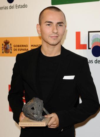Jorge Lorenzo, As del Deporte 2010