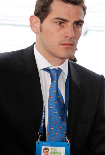 Iker Casillas defiende la candidatura iberica