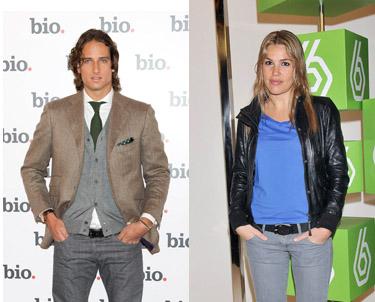 Nira Juanco y Feliciano López salen juntos