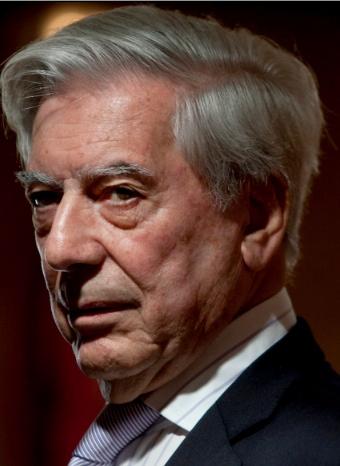 Mario Vargas Llosa pronunciará hoy su discurso para el Nobel