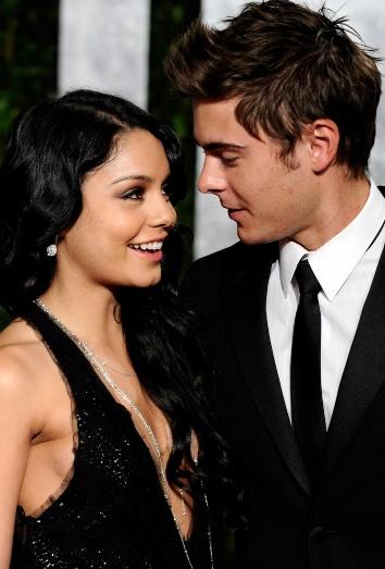 Zac y Vanessa