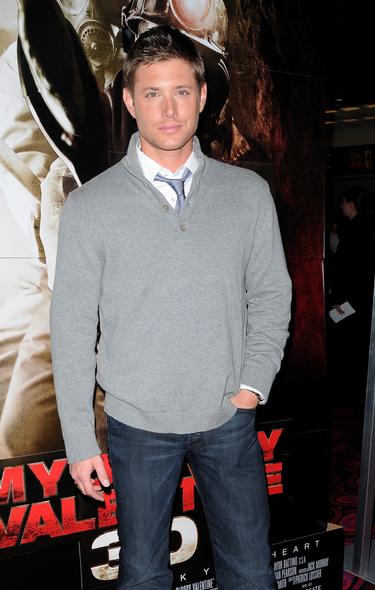 Jensen Ackles, el guapo de 'Supernatural' es uno de los actores más atractivos de las series de televisión