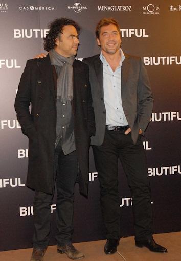 Iñarritu y bardem