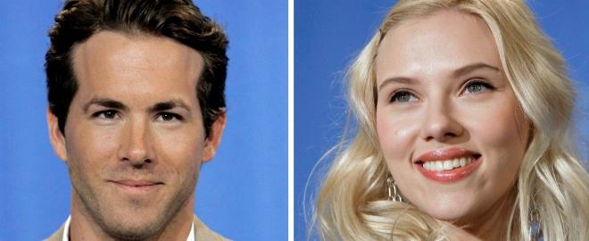 Scarlett Johansson y Ryan Reynolds rompen su matrimonio