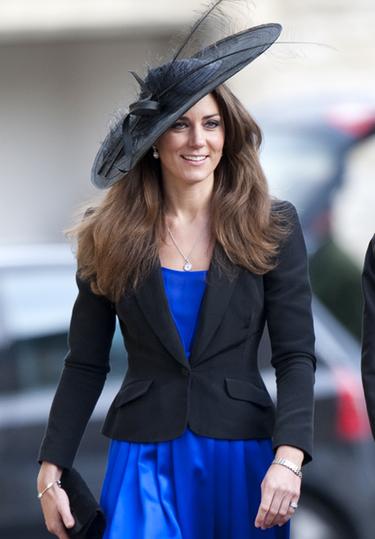 Kate Middleton elige al diseñador de Lady Di para su vestido de novia