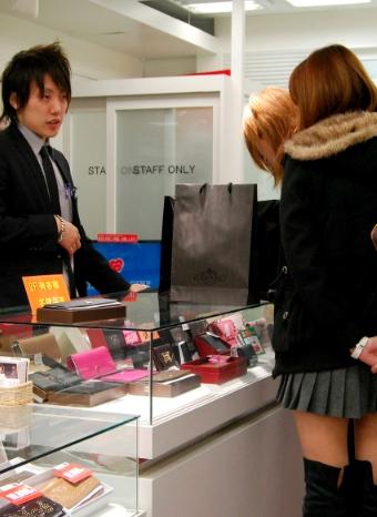 Japón es uno de los principales mercados del lujo mundial