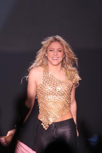 Shakira lanza un cuento infantil