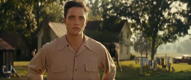 Pattinson en una escena de la película