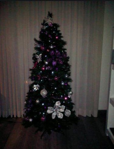Árbol de Navidad de Puyol y Malena Costa