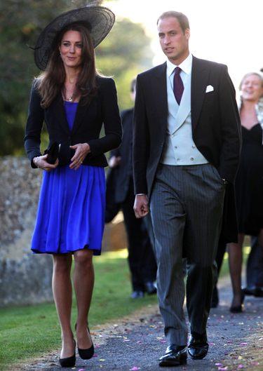 Kate Middleton almuerza con la Reina Isabel II, su gran prueba de fuego