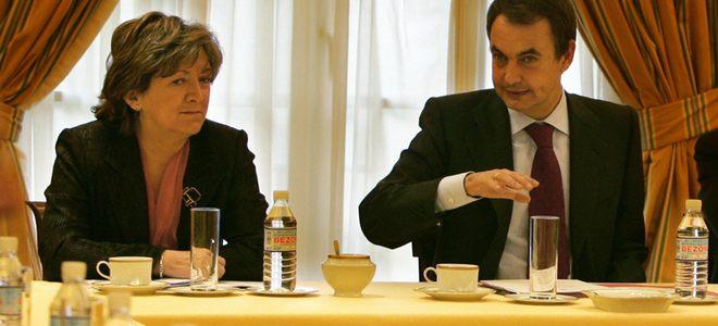 Fallece tras una larga enfermedad la ex ministra de Educación María Jesús San Segundo