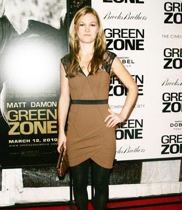 Julia Stiles no provocó el divorcio de Michael C. Hall y Jennifer Carpenter, todos ellos actores de Dexter