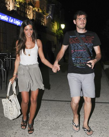 Sara Carbonero e Iker Casillas, la pareja del año 2010