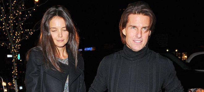Katie Holmes y Tom Cruise, juntos para acallar los rumores de divorcio
