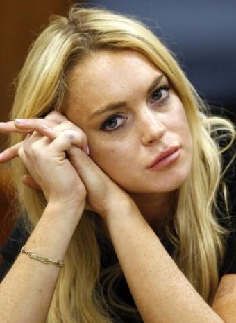 Lindsay Lohan protagoniza un altercado en la cínica de rehabilitación