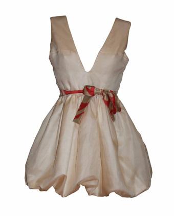 Vestidos para una navidad 2011 con estilo