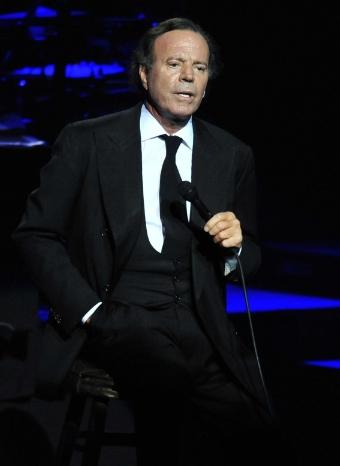 Julio Iglesias ofrecerá dos conciertos en Barcelona