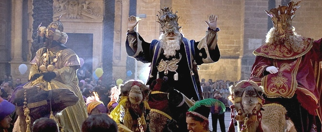 Los Reyes Magos regresan por Navidad
