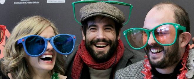 'No controles', la nueva comedia de Cobeaga