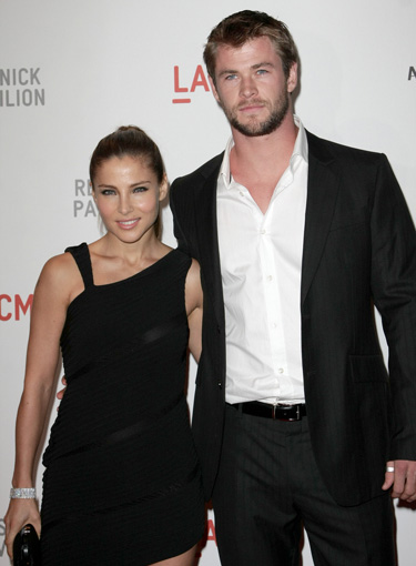 boda de Elsa Pataky y Chris Hemsworth