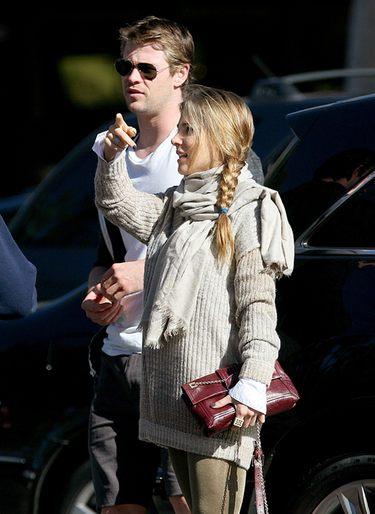Elsa Pataky y Chris Hemsworth, boda por sorpresa entre rumores de embarazo