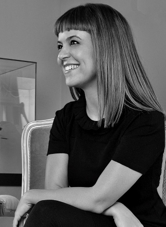 Patricia Rosales crea zapatos que son auténticas joyas