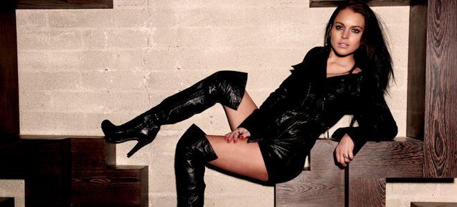Lindsay Lohan deja la rehabilitación y lanza una línea de ropa