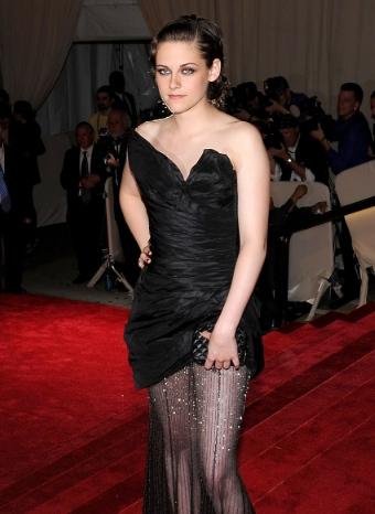 Kristen Stewart en la alfombra roja