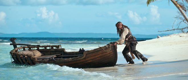 Penélope Cruz, a punto de dar a luz, se la juega en 'Piratas del Caribe 4'