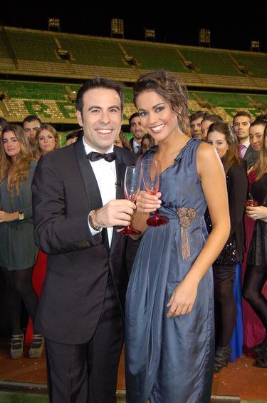 Lara Álvarez competirá con Sara Carbonero dando las campanadas de Marca Tv