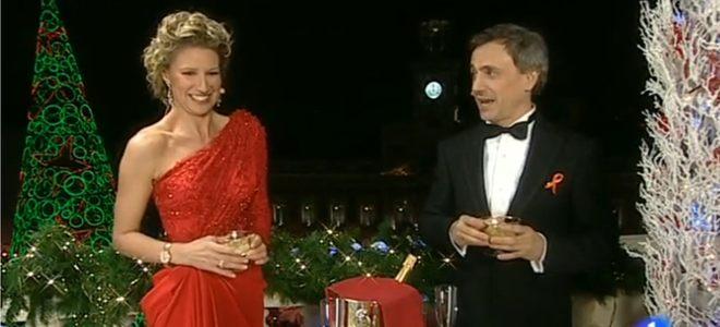 TVE con Anne Igartiburu desplazó en elegancia y sensualidad a Telecinco con Sara Carbonero