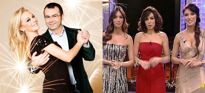 Sara Carbonero tiene menos audiencia que Belén Esteban en las campanadas 2011 de Telecinco
