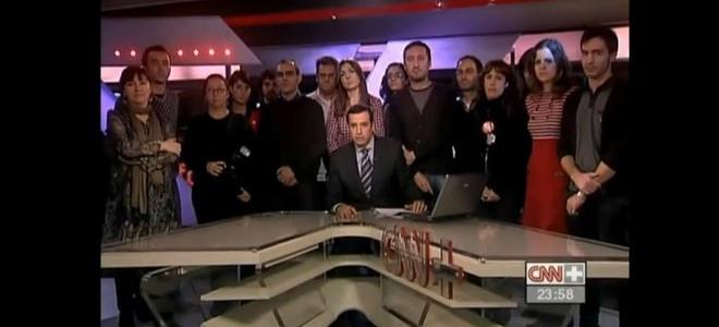 equipo de informativos cnn+