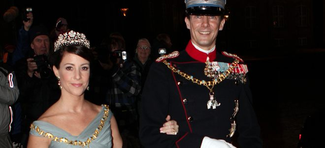 Mary Donaldson, en la recta final de su embarazo, no acude a la cena de gala de Año Nuevo