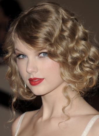 Taylor Swift en un bello primer plano