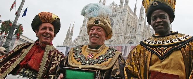 Los Reyes Magos ya están aquí