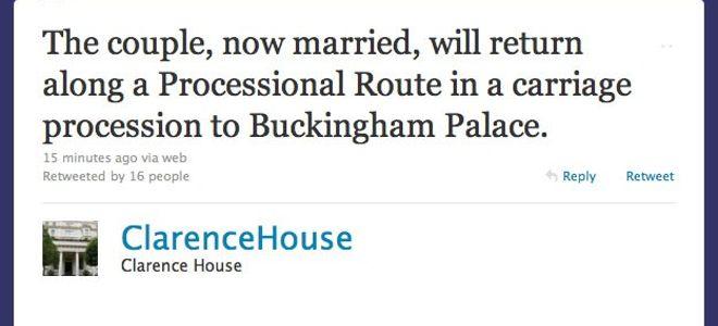 Guillermo de Inglaterra y Kate Middleton, celebración por partida doble en Buckingham Palace