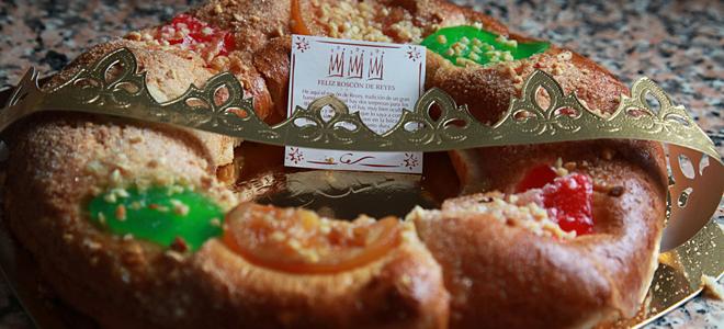 Foto:Keith Williamson. Orígenes y evolución del Roscón de Reyes