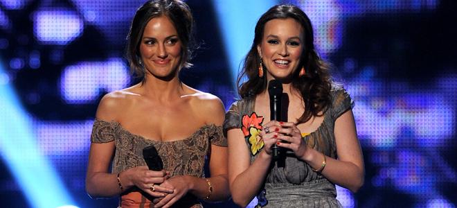 Leighton Meester y Minka Kelly, las menos acertadas con el vestuario en los People's Choice Awards 2011