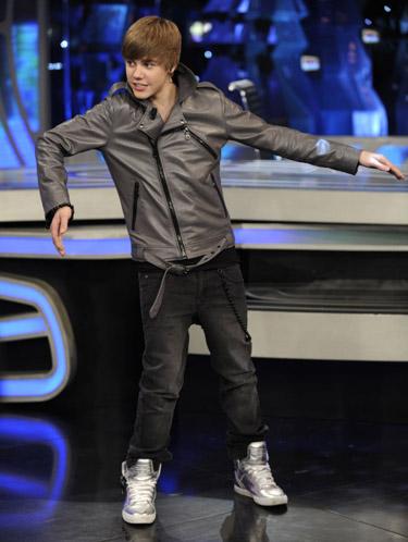 Nacido para triunfar: Justin Bieber apuntaba maneras de artista desde muy pequeño