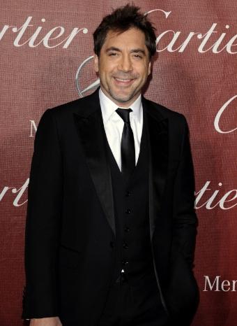 Javier Bardem homenajeado en el Festival de Cine de Palm Springs