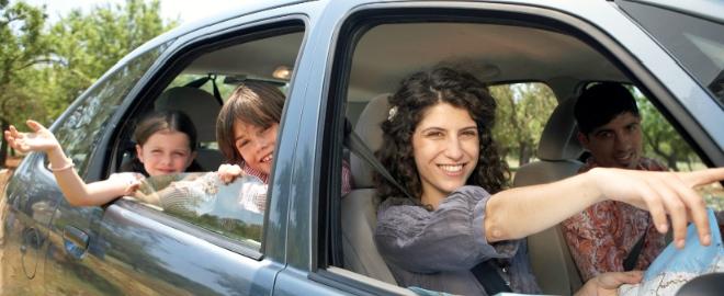 Consejos cuando viajas con niños