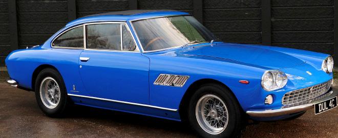 Ferrari de john lennon