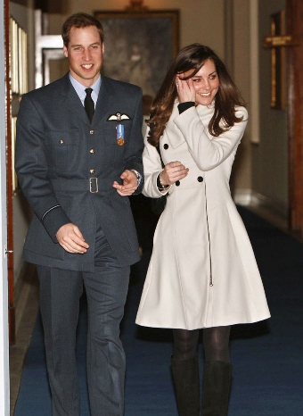 La boda del príncipe Guillermo y Kate Middleton a todo lujo